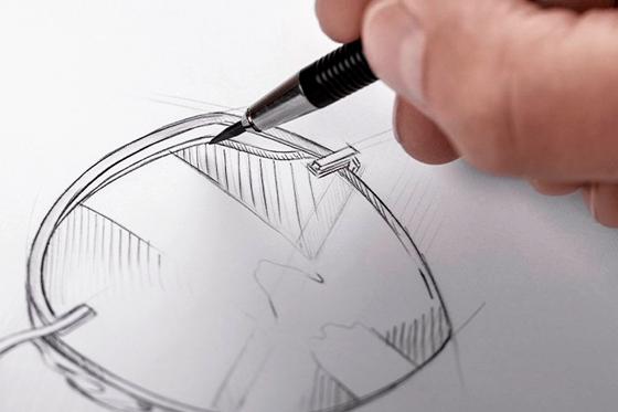 Une monture de qualité nécessite une technologie de fabrication de pointe.