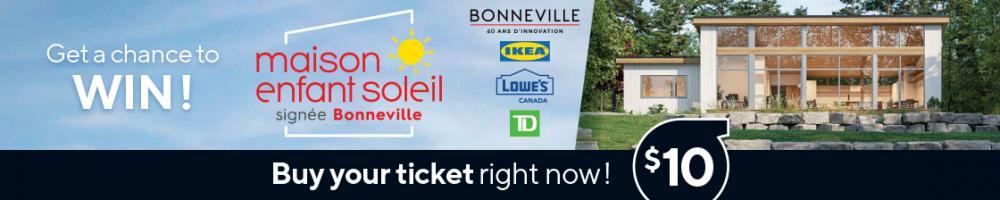 Maison Enfant Soleil: Buy your ticket online.