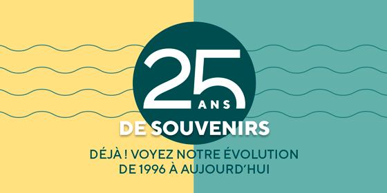 Opto-Réseau fête ses 25 ans!